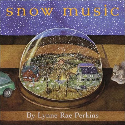 Snow Music  2003 9780066239583 Front Cover