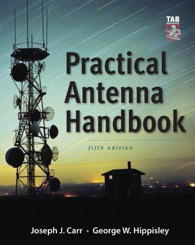 Practical Antenna Handbook  5th 2012 edition cover