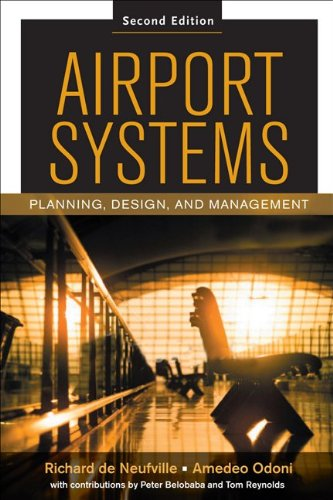 Airport Systems Planning, Design and Management 2nd 2013 edition cover