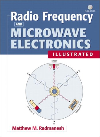 Radio Frequency and Microwave Electronics Illustrated   2001 9780130279583 Front Cover