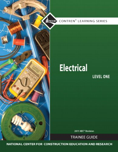 Electrical, Level 1  7th 2012 (Revised) edition cover