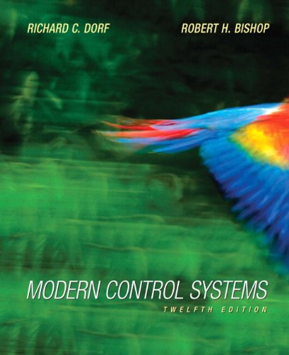 Modern Control Systems  12th 2011 9780136024583 Front Cover