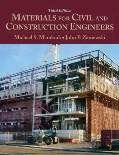 Materials for Civil and Construction Engineers  3rd 2011 edition cover