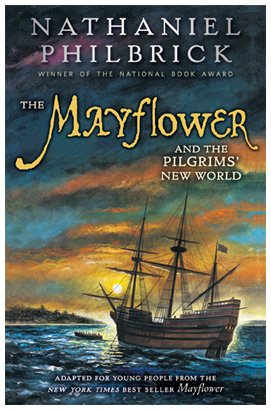 Mayflower and the Pilgrims' New World  N/A edition cover