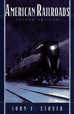 American Railroads  2nd 1997 edition cover
