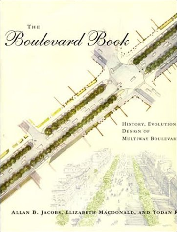 Boulevard Book History, Evolution, Design of Multiway Boulevards  2003 edition cover