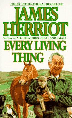 Every Living Thing   1992 9780312950583 Front Cover