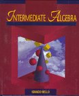 Intermediate Algebra  1st 9780314068583 Front Cover