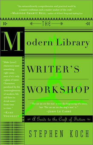 Modern Library Writer's Workshop A Guide to the Craft of Fiction  2003 edition cover