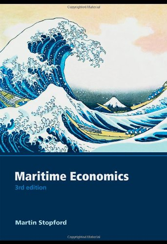 Maritime Economics  3rd 2009 (Revised) edition cover