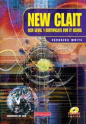 New CLAIT OCR Level 1 Certificate for IT Users N/A edition cover