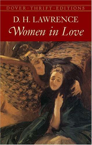 Women in Love   2002 (Unabridged) edition cover