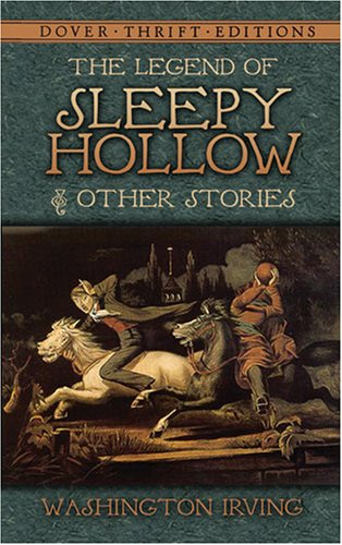 Legend of Sleepy Hollow and Other Stories   2008 edition cover