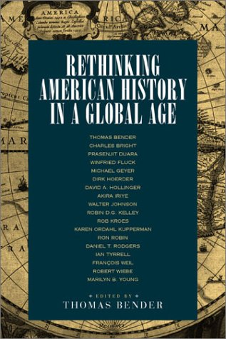 Rethinking American History in a Global Age   2001 edition cover