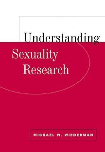 Understanding Sexuality Research   2001 9780534509583 Front Cover