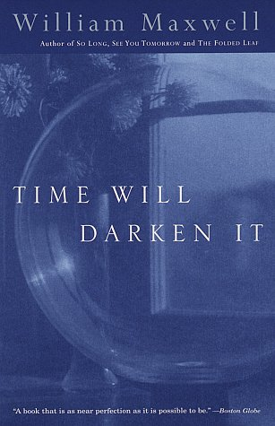 Time Will Darken It  N/A edition cover