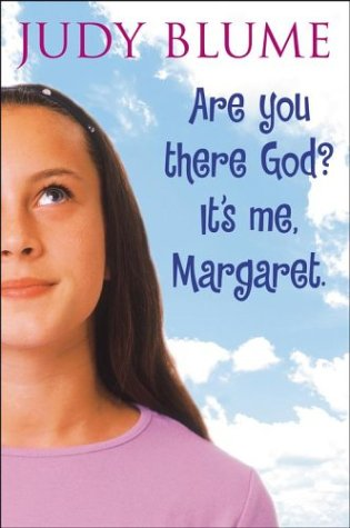 Are You There God? It's Me, Margaret   2001 edition cover