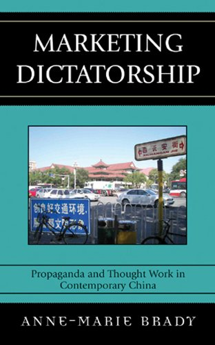 Marketing Dictatorship  N/A 9780742540583 Front Cover