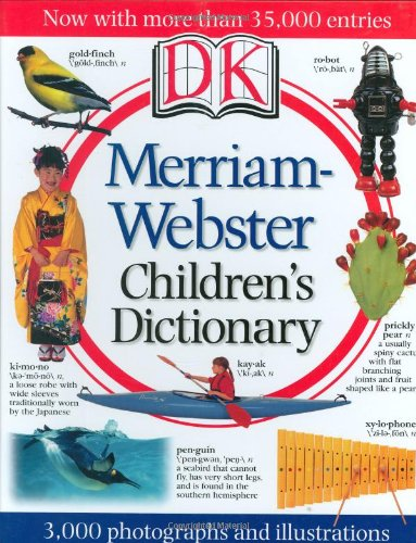 Merriam-Webster Children's Dictionary  Revised 9780756637583 Front Cover
