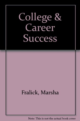 College and Career Success  5th 2011 (Revised) edition cover