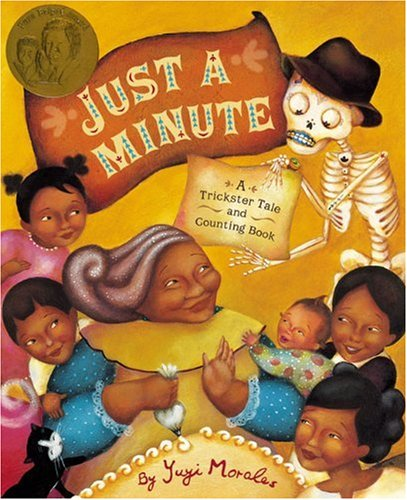 Just a Minute A Trickster Tale and Counting Book  2003 edition cover