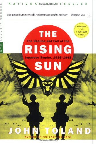 Rising Sun The Decline and Fall of the Japanese Empire, 1936-1945  2003 edition cover