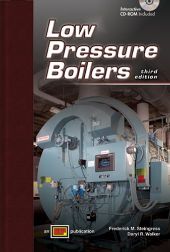 Low Pressure Boilers 3rd 2009 edition cover