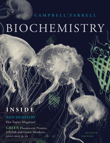 Biochemistry  7th 2012 edition cover