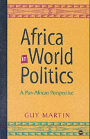Africa in World Politics A Pan-African Perspective  2000 edition cover