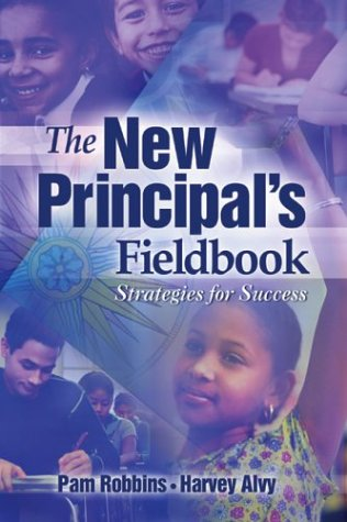 New Principal's Fieldbook Strategies for Success  2004 edition cover