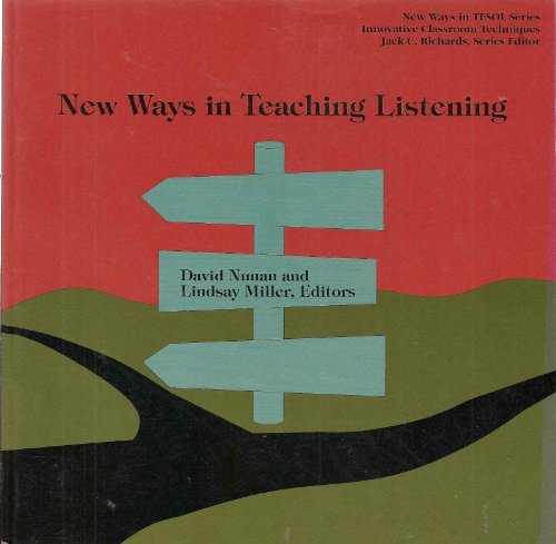 New Ways in Teaching Listening 1st edition cover