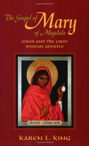 Gospel of Mary of Magdala Jesus and the First Woman Apostle  2003 edition cover