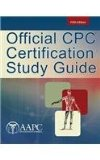 Official Cpc Certification Study Guide:   2014 edition cover