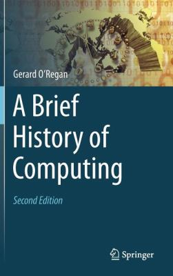 Brief History of Computing  2nd 2012 edition cover