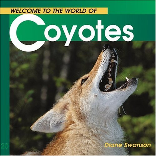 Coyotes   2001 9781552852583 Front Cover