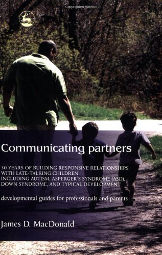 Communicating Partners Building Responsive Relationships in Autism  2003 edition cover