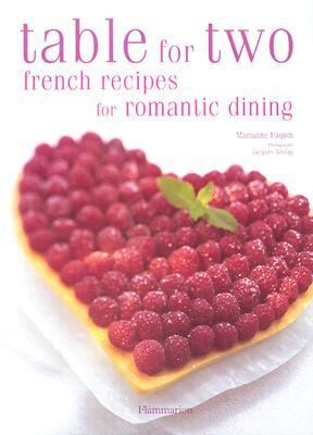 Table for Two French Recipes for Romantic Dining  2003 9782080112583 Front Cover