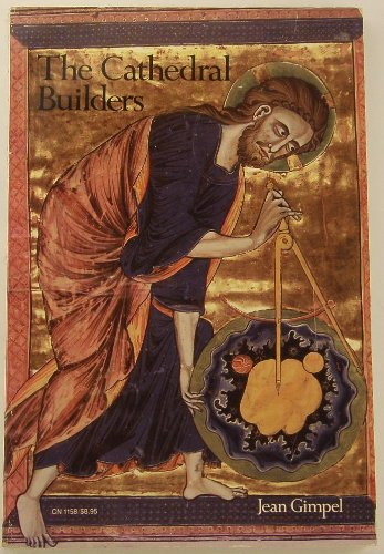 Cathedral Builders 1st (Reprint) edition cover