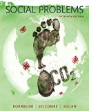Social Problems  15th 2017 9780133974584 Front Cover