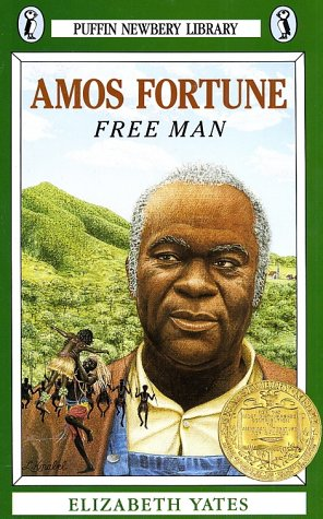 Amos Fortune, Free Man   1989 edition cover