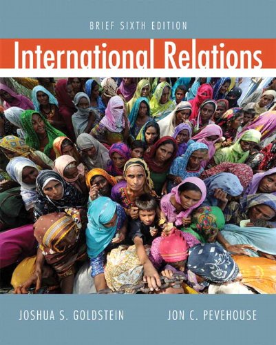 International Relations  6th 2012 (Brief Edition) edition cover