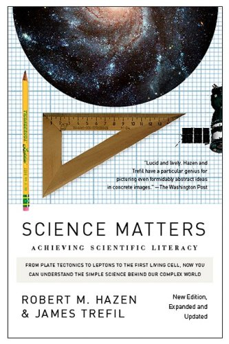 Science Matters Achieving Scientific Literacy 2nd 2009 edition cover
