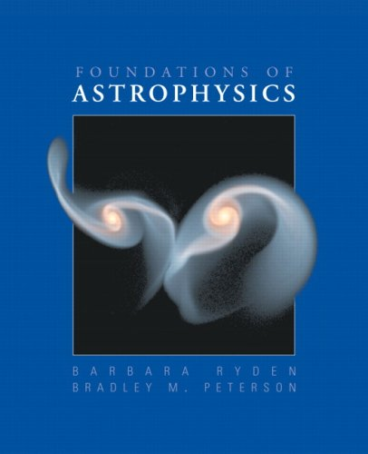 Foundations of Astrophysics   2010 edition cover