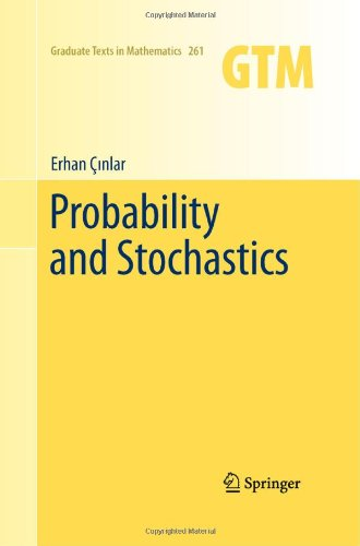 Probability and Stochastics   2011 edition cover
