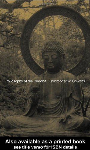 Philosophy of the Buddha An Introduction  2003 edition cover