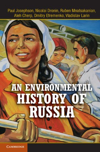 Environmental History of Russia   2013 9780521869584 Front Cover