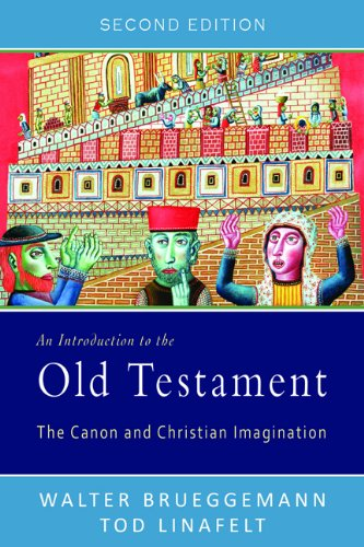Introduction to the Old Testament, Second Edition The Canon and Christian Imagination  2012 edition cover