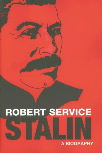 Stalin A Biography  2004 edition cover