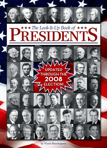 Look-It-Up Book of Presidents Updated Through 2012 2nd 1997 (Revised) edition cover