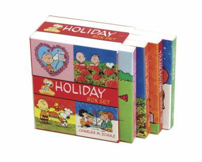 Peanuts Holiday Box Set  N/A edition cover